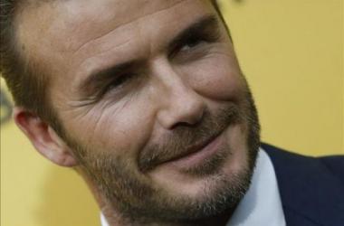 """Beckham: """"Me da pena la marcha de Ancelotti porque creo que ha dado mucho al equipo y al club"""""""
