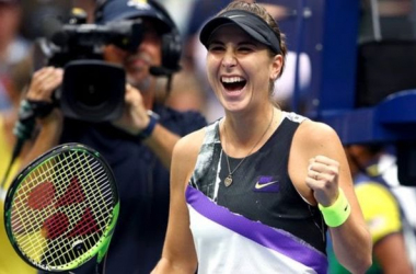 US Open: Belinda Bencic upsets Naomi Osaka to reach quarterfinals