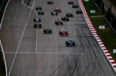 Partida no GP da Malásia 2015 (Foto: Ferrari)