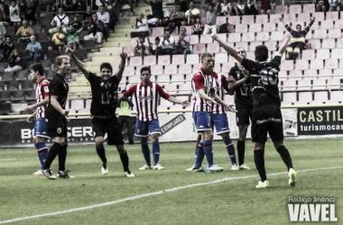 Sporting B - Burgos CF: no se puede fallar