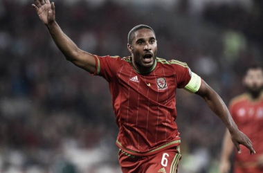 Ashley Williams will wear the armband for his country this week. (Photo: Sporting Life)