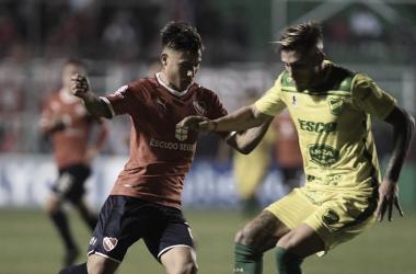 Último partido disputado entre el Halcón y el Rojo// Foto vía: infiernorojo.