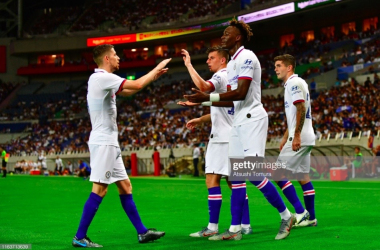 Barcelona 1-2 Chelsea: Lampard's Blues defeat Blaugrana in Saitama