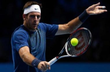 Del Potro, a todo o nada contra Federer por un lugar en semifinales.