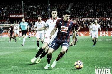 Previa Sevilla - Eibar: con el balón como soberano hasta los gigantes tiemblan