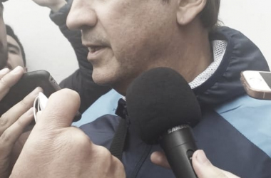 Walter Perazzo conferencia de Prensa. Foto: VAVEL