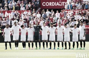 Sevilla FC - Sporting: puntuaciones del Sevilla, jornada 29 de la Liga
