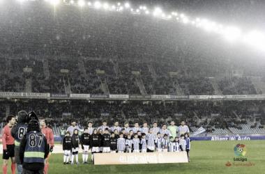 Real Sociedad vs Deportivo de La Coruña: puntuaciones de la Real Sociedad, jornada 22 de LaLiga