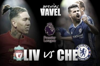 Liverpool - Chelsea: una guerra menos para el líder
