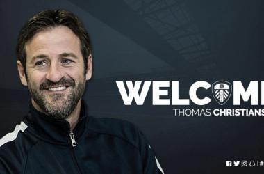 Thomas Christiansen, nuevo entrenador del Leeds United