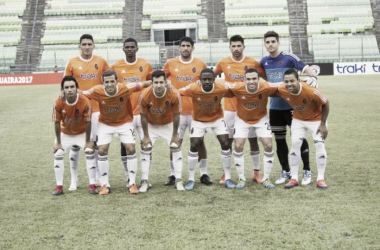 Deportivo La Guaira ganó con solvencia en su debut liguero / www.deportivolaguaira.com.ve