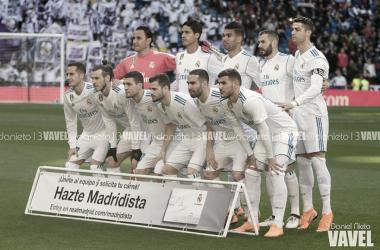 Real Madrid - Alavés: puntuaciones del Real Madrid, La Liga 2018