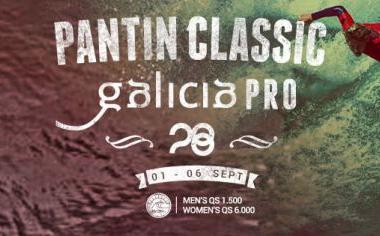 Llega la competición a Galicia con el Pantin Classic Galicia Pro 2015