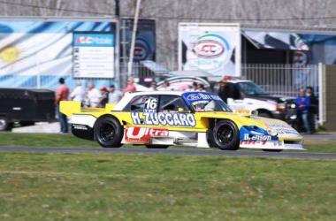 El Ford de Martín Vázquez se quedó con las dos victorias   Foto:ACTC