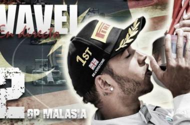 Resultado Entrenamientos Libres 1 del GP de Malasia de Fórmula 1 2015