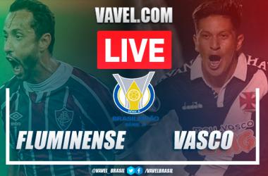 Gols e melhores momentos de Fluminense 2 x 1 Vasco pelo Campeonato Brasileiro