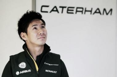 O piloto japonês ainda não pontuou em 2014 (foto in f1-world.ru)