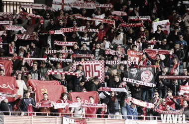 El Sevilla sigue siendo uno de los clubes más vistos. Foto: VAVEL.