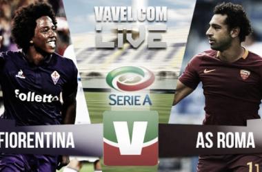 Partita Fiorentina - Roma in Serie A 2016/17 (1-0): il gol di Badelj decide la sfida del Franchi!