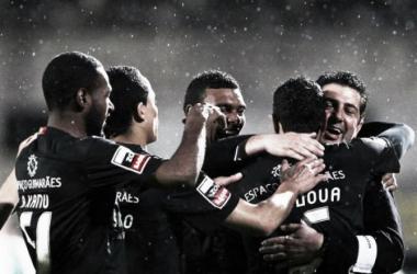 Guimarães 3-0 Sporting: Quando Rui Vitória ainda era minhoto