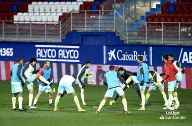 SD Eibar - Granada CF : puntuaciones del Granada, jornada 17 de LaLiga