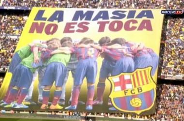 El Barcelonano podrá fichar hasta el mercado de invierno de 2016