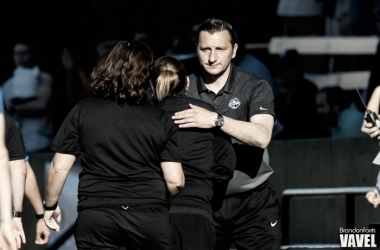 FC Kansas City head coach Vlatko Andonovski | Source: Brandon Farris