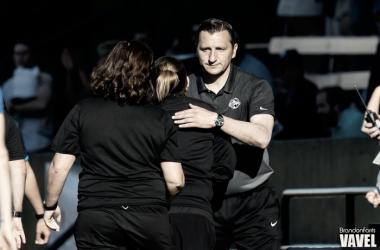 FC Kansas City head coach Vlatko Andonovski | Source: Brandon Farris