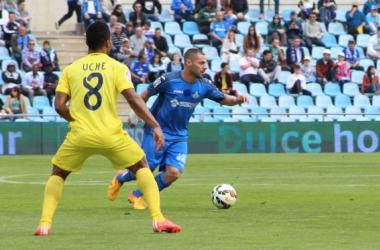 Getafe-Villarreal: puntuaciones del Getafe, 31ª jornada de Liga BBVA