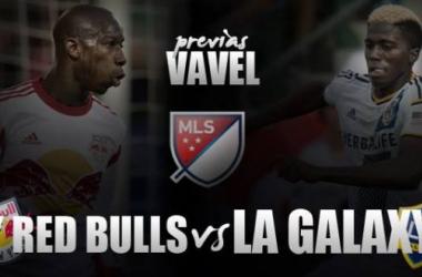 New York Red Bulls - Los Angeles Galaxy: el clásico de las 'Citys'