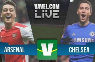 Resultado Arsenal x Chelsea pela Premier League 2015 (0x0)