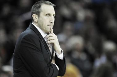 Los Knicks se reúnen con David Blatt