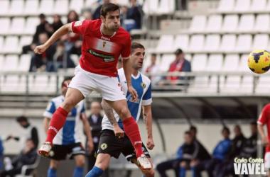El Real Murcia inicia su pretemporada ante el FC Pinatar