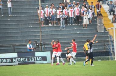 Rodrigo Cuba militó en Alianza Lima entre los años 2012 y 2013. (Foto: zoomdeportivoperu.com)