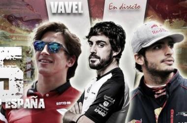 Resultado Entrenamientos Libres 1 del GP de España de Fórmula 1 2015