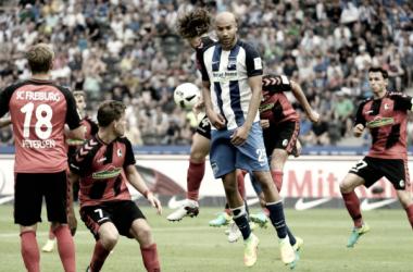 Previa SC Friburgo - Hertha Berlin: Romper con la rutina