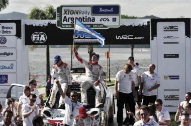El Xion Rally de la Argentina consagró a Kris Meeke