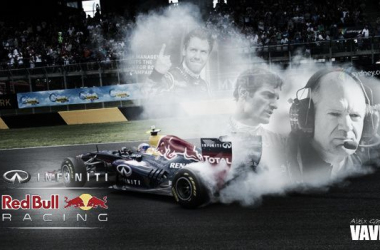 Red Bull Racing no se cansó de ganar en 2013