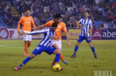 Deportivo Alavés - Deportivo de La Coruña: subir o bajar