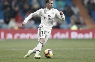 """Lucas Vázquez : """"Me encantaría jugar algún día en la MLS"""""""