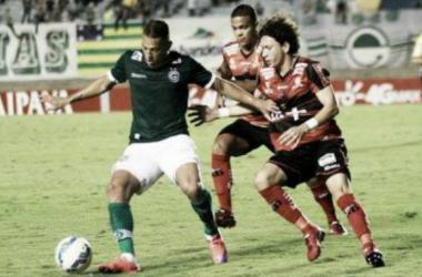 Ituano consegue gol fora diante do Goiás e segue adiante na Copa do Brasil