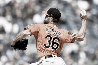 Karns regresa a la lista de lesionados