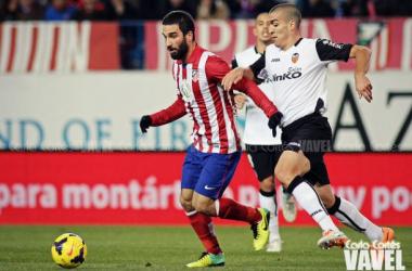 Valencia - Atlético de Madrid: primer asalto de la reválida