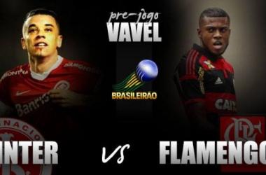 Pré-jogo: Internacional e Flamengo duelam buscando se distanciar do Z-4