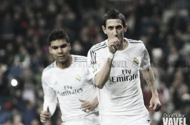 Di María pone rumbo al Manchester United.