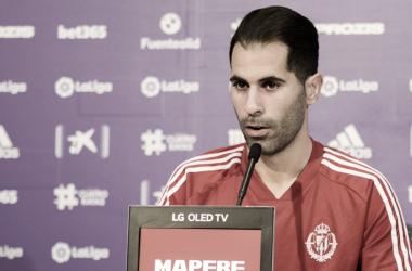 """Moyano: """"Hay ganas de volver a conseguir una victoria"""""""