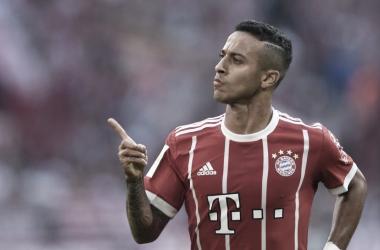 Thiago renovará con el Bayern de Múnich