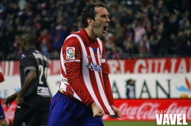Diego, un nombre dorado en la historia del Atlético de Madrid