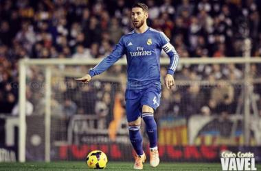 Sergio Ramos, durante un partido | Foto de Archivo VAVEL