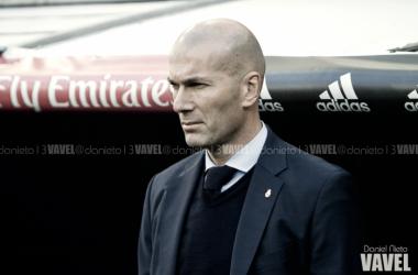 """Zidane: """"Sé que lo vamos a dar todo"""""""